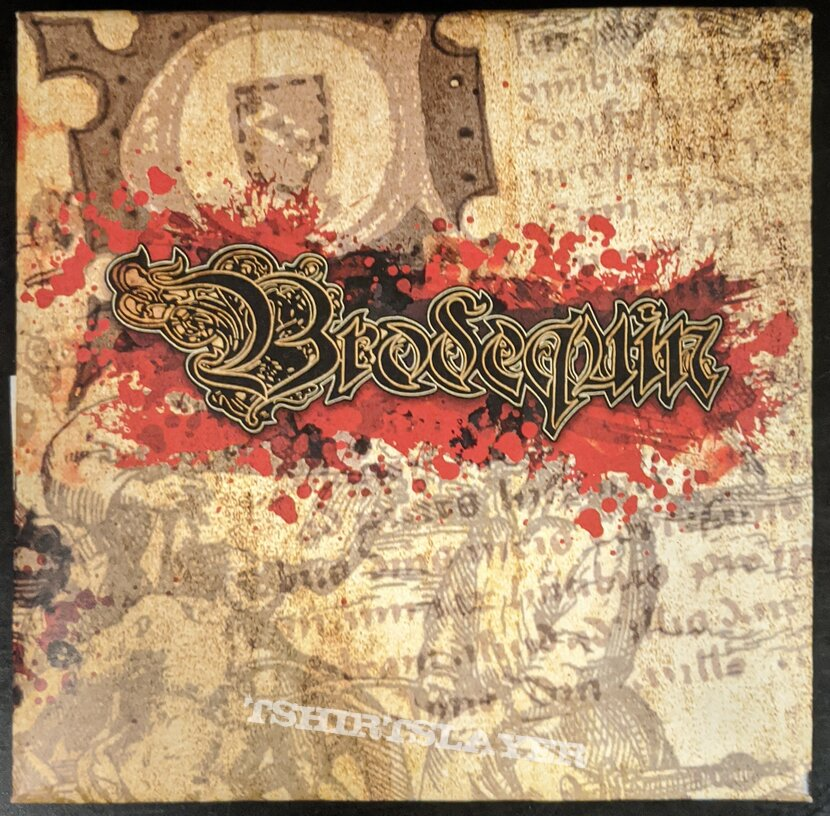 Brodequin - Perpetuation Of Suffering Cd