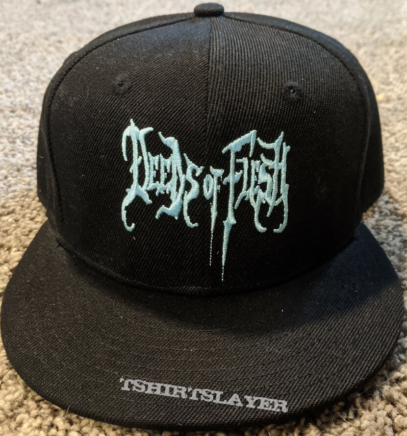 Deeds Of Flesh - Nucleus Hat