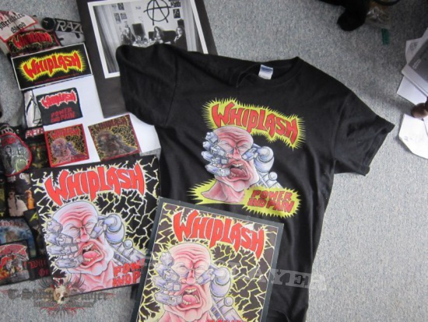 Other Collectable - Power And Pain / Whiplash Collection