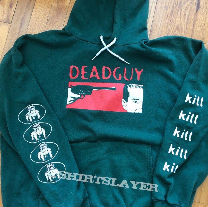"""Deadguy - """"Killing Music"""" hoodie"""