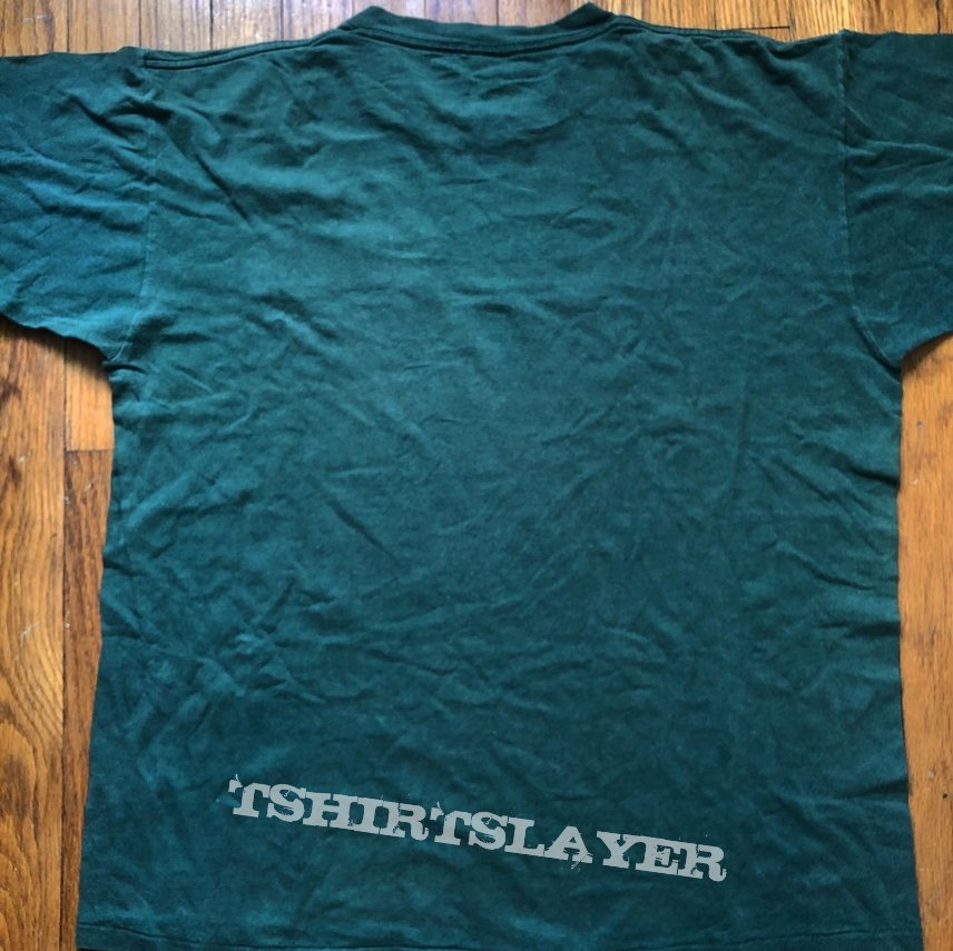 Earth Crisis '96 embroidered shirt