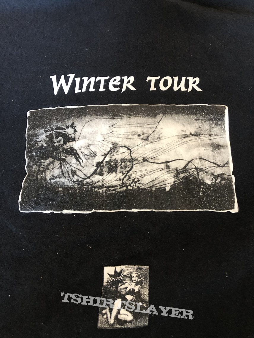 Winter Tour Ferret Records hoodie XXL