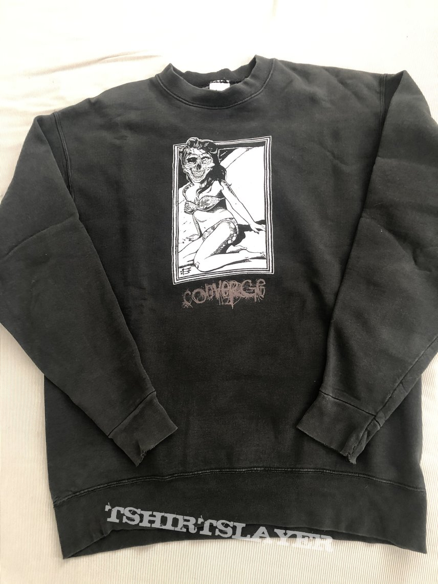"""The Poacher Diaries"" crewneck XL"