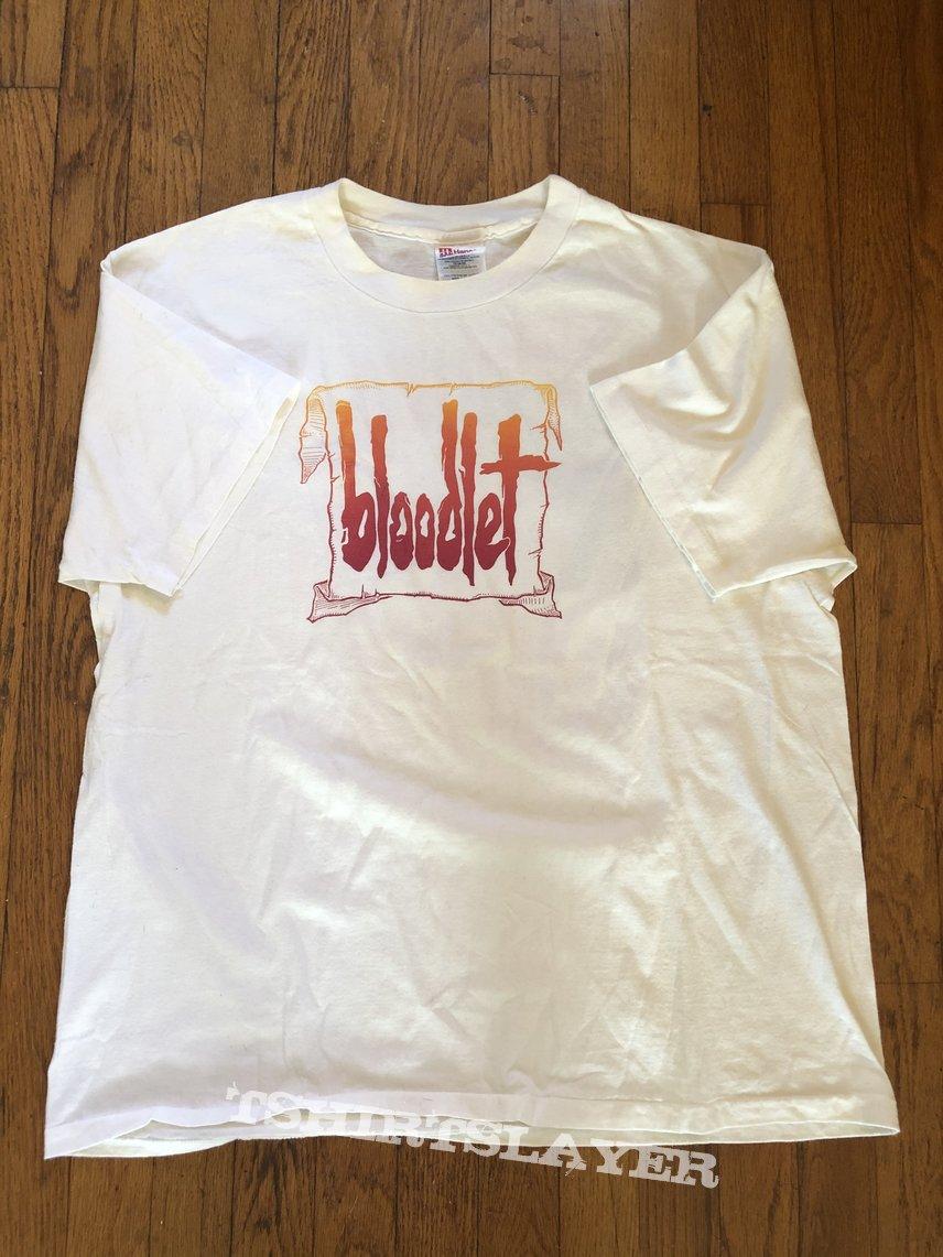 Rare Bloodlet shirt '95