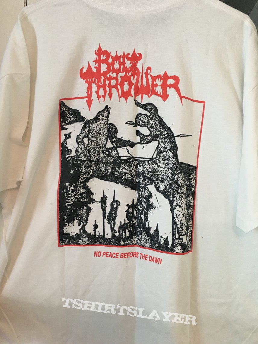 Bolt Thrower No Peace Boot