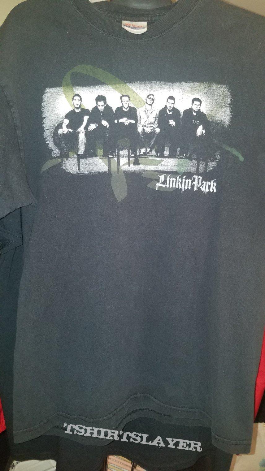 Vintage Linkin Park Shirt