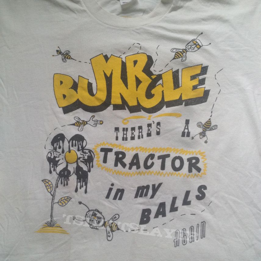 Mr. Bungle - Theres A Tractor In My Balls Again (Yellow Version)