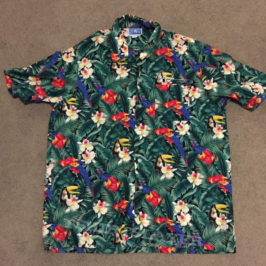 Mr. Bungle Hawaiian Shirt (Version 4)