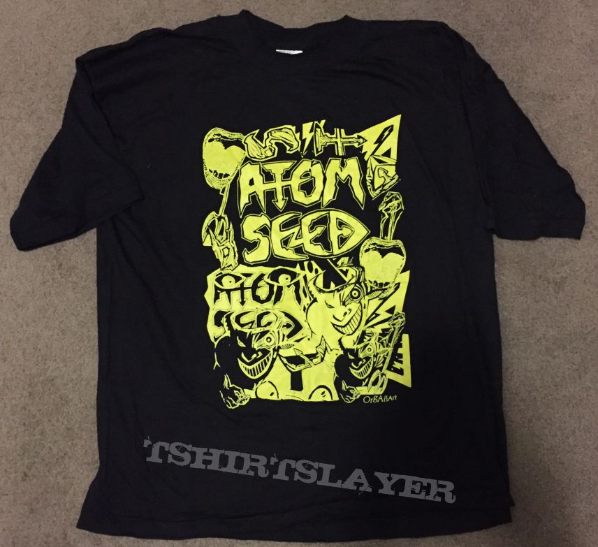 Atom Seed I'm Part Of The Tribe Shirt