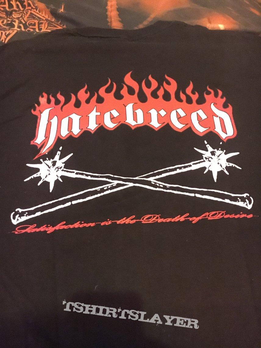Hatebreed satisfaction is..