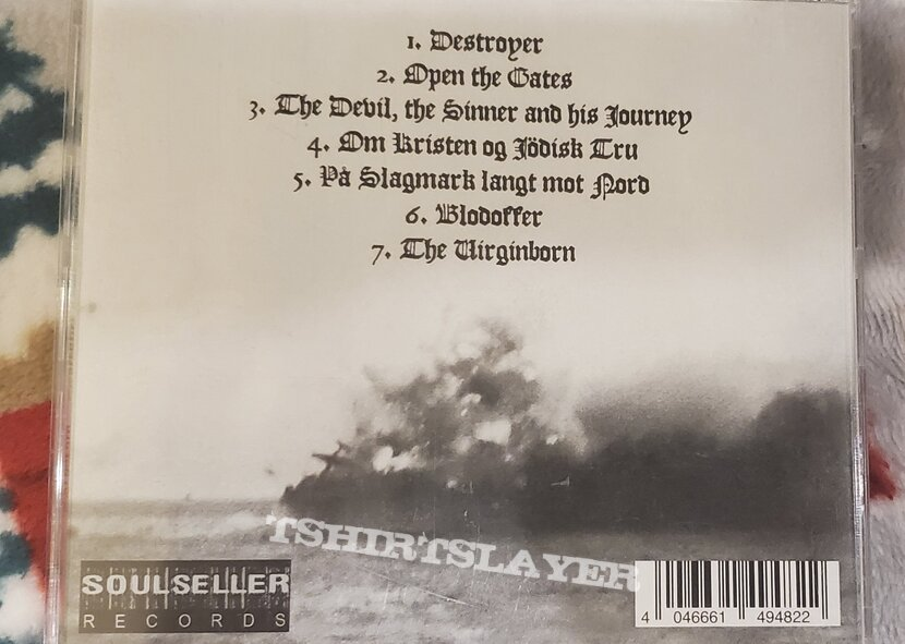 Destroyer CD