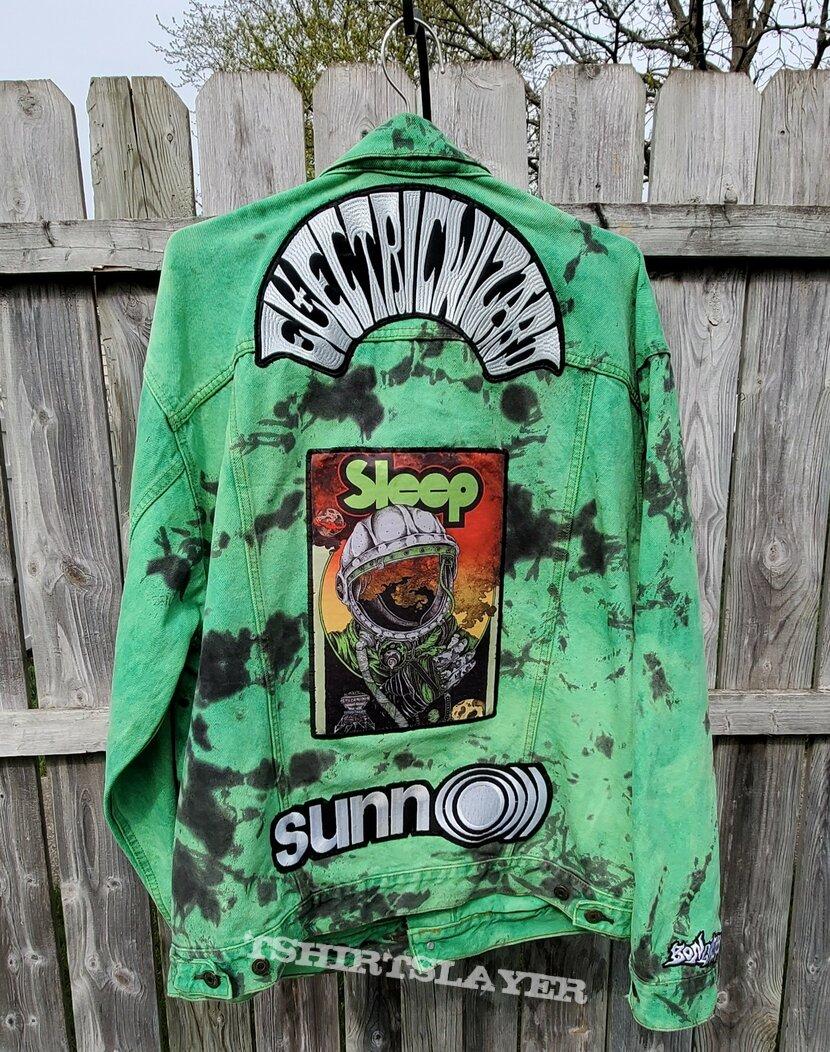 Stoner doom jacket