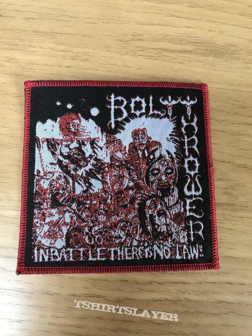 Bolt Thrower - IBTINL Patch