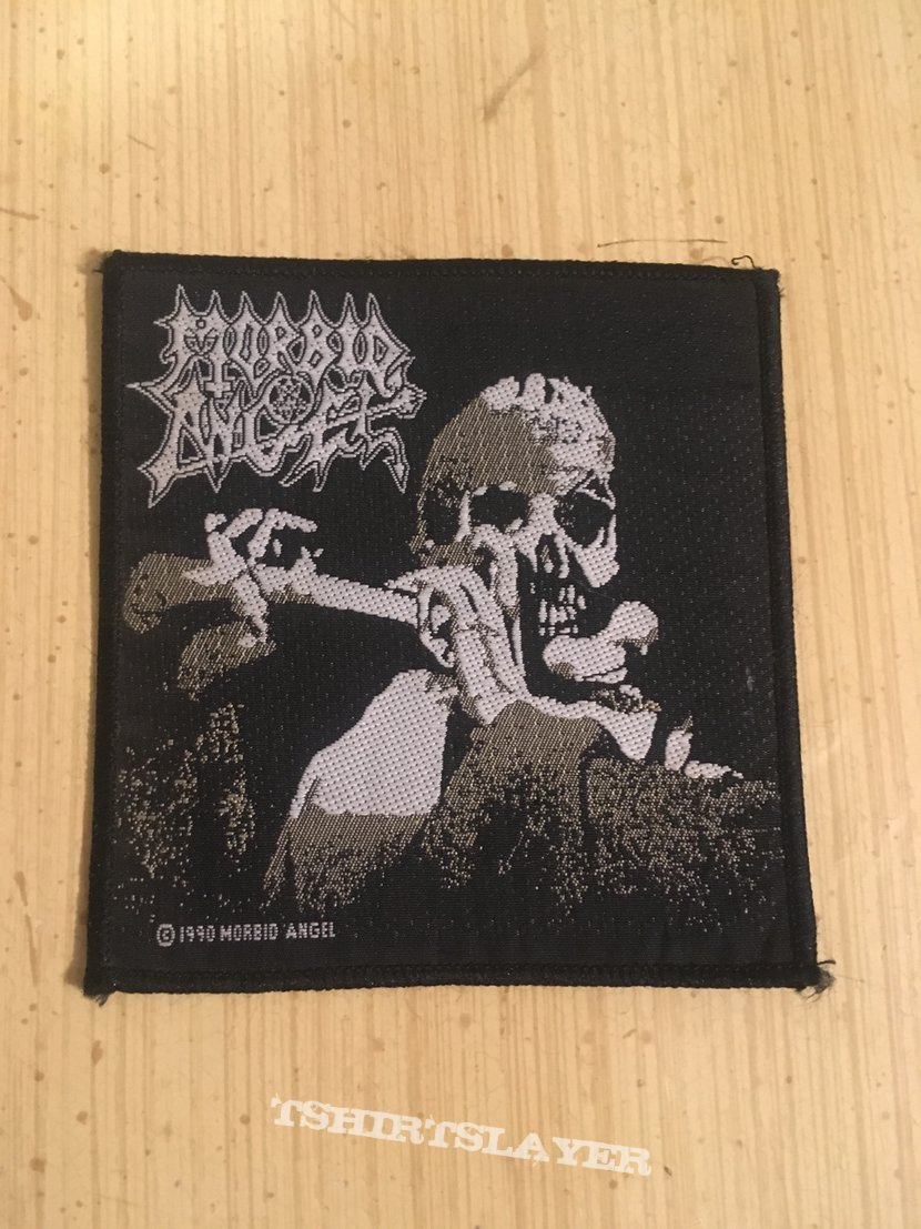 Morbid Angel Leadings The Rats Patch
