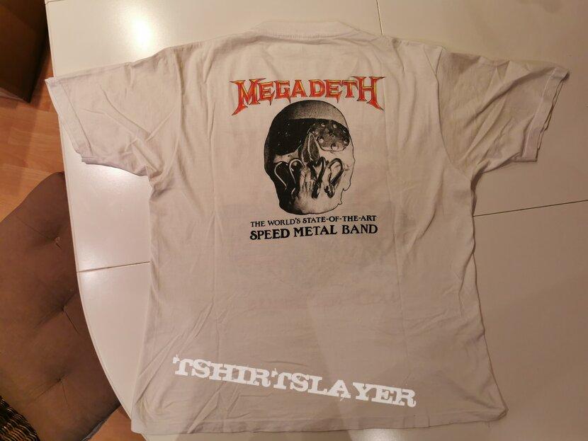 Megadeth I Kill....For Thrills 1988