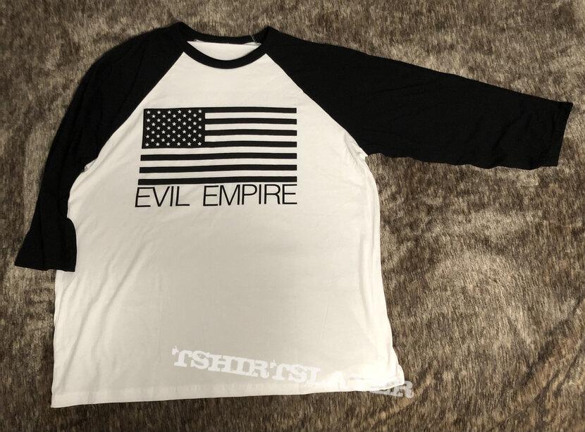 RATM Evil Empire Quarter Long Sleeve Tee