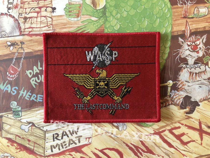 W.A.S.P. for BloodFireDeath