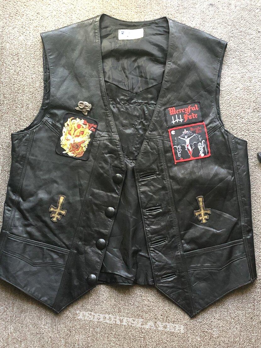 Mercyful Fate tribute vest