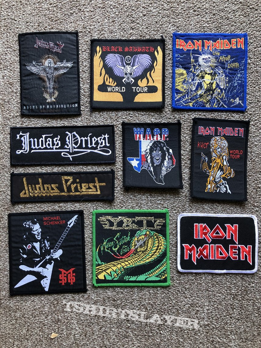 May Patches 1