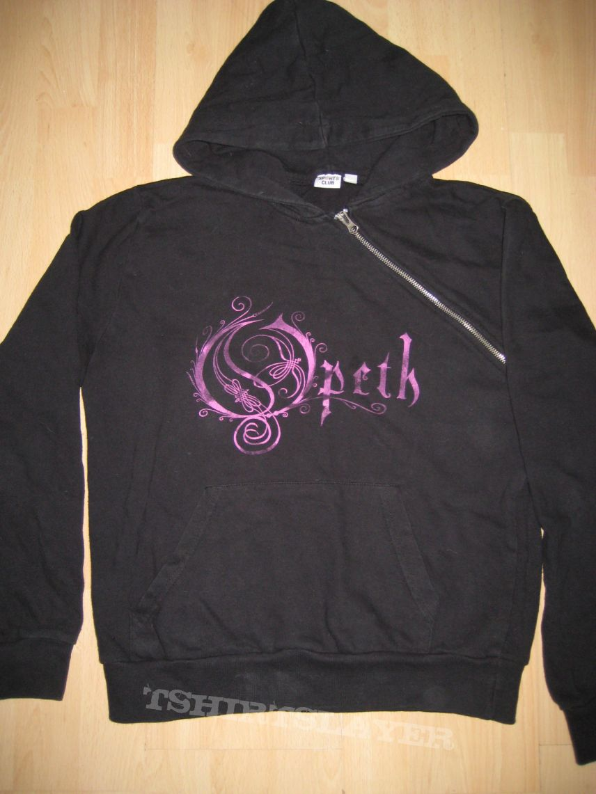 TShirt or Longsleeve - Opeth - Orchid girls hooded top
