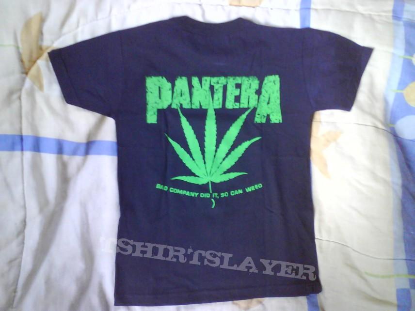 vintage pantera shirts