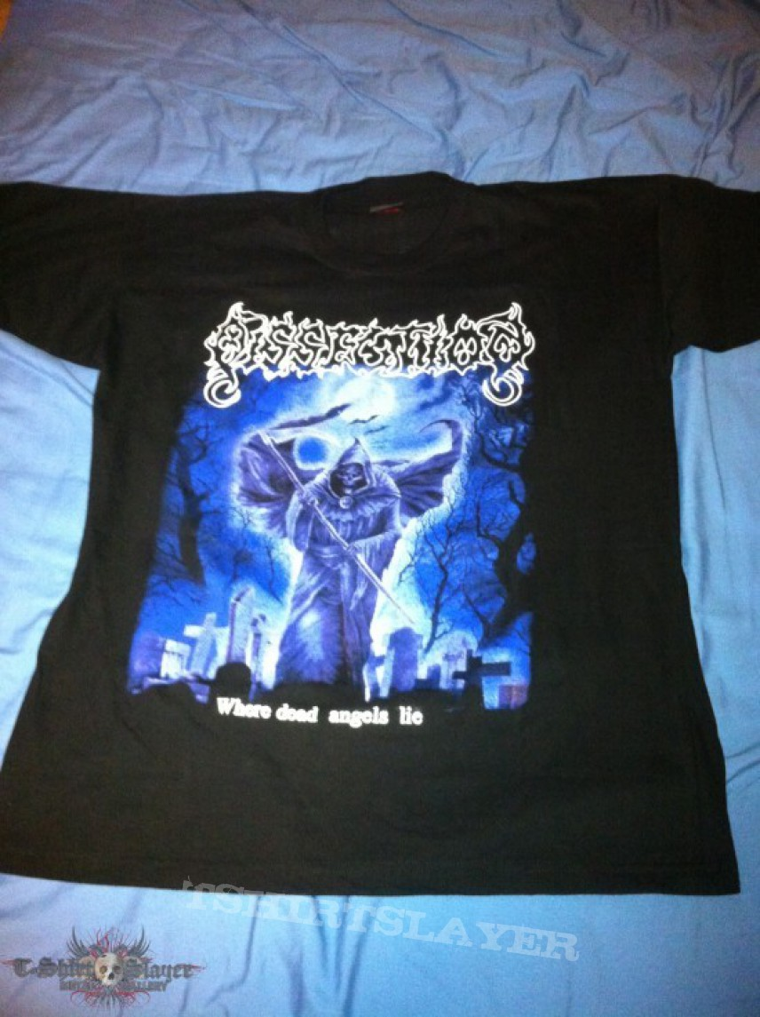 TShirt or Longsleeve - Dissection - Where Dead Angels Lie