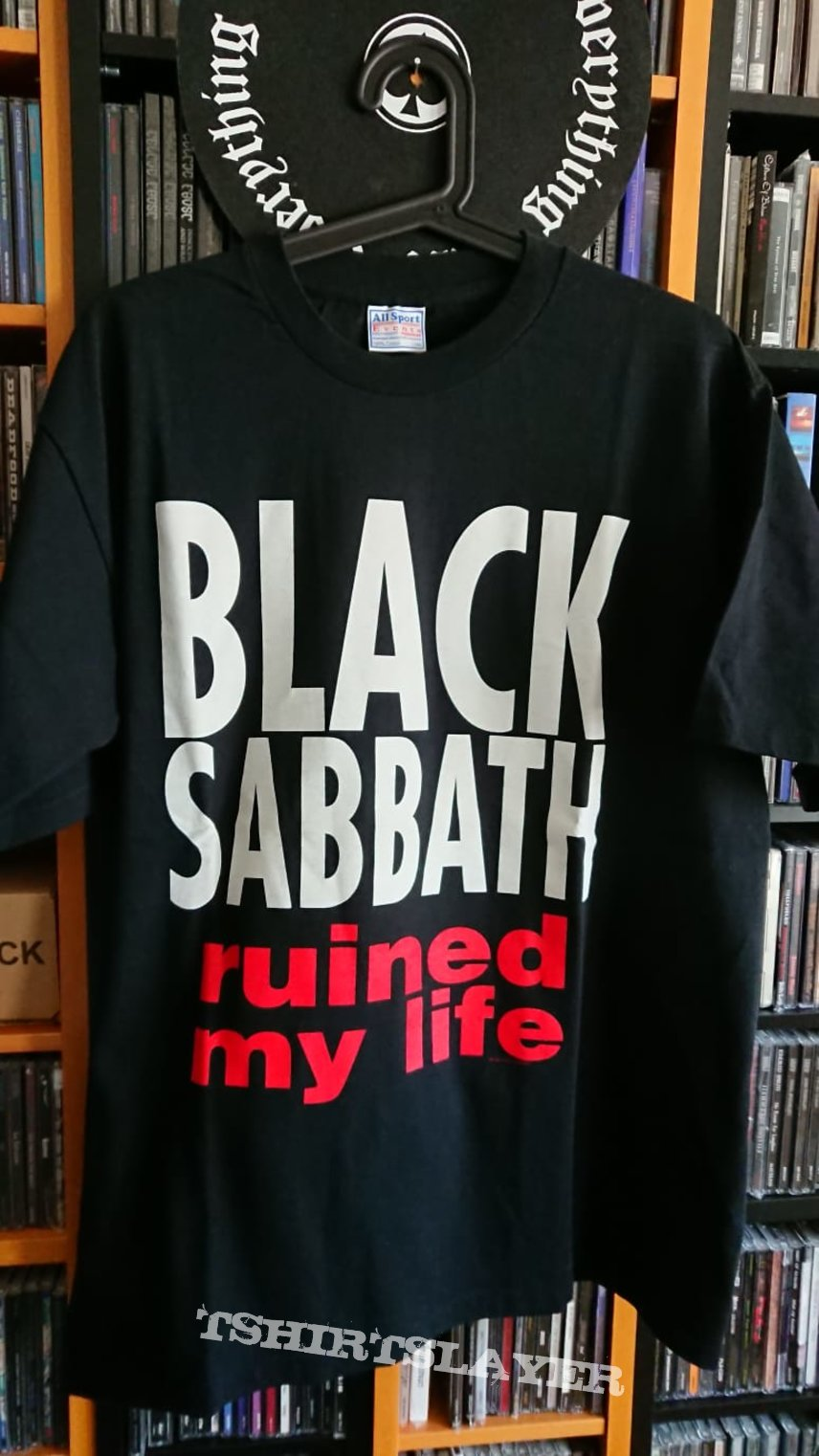 Black Sabbath - Ruined My Life