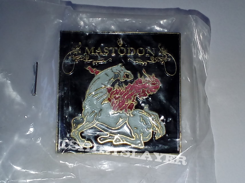 Mastodon - Remission - Offical Pin - 2005
