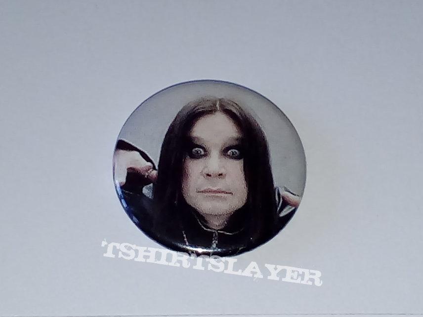 Ozzy Osbourne -  Badge