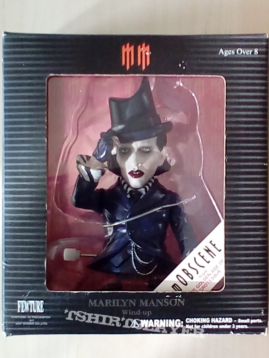 Marilyn Manson - Mobscence - Wind - Up