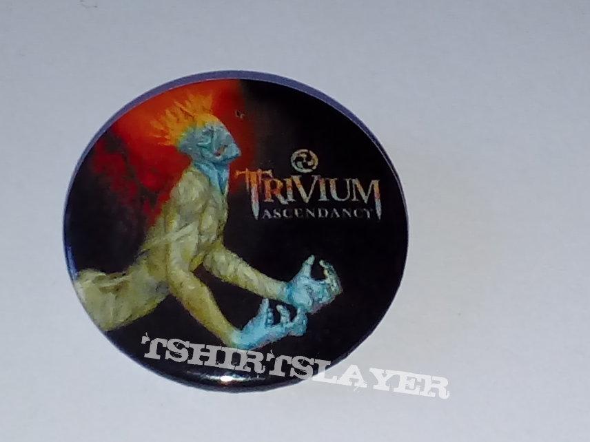 Trivium - Badge