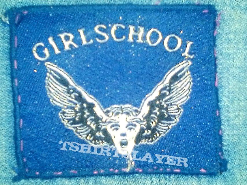 Girlschool -   Patch - 80's
