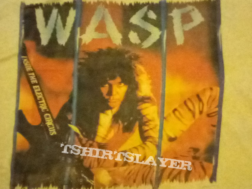Wasp - Inside The Electric Circus - 1986