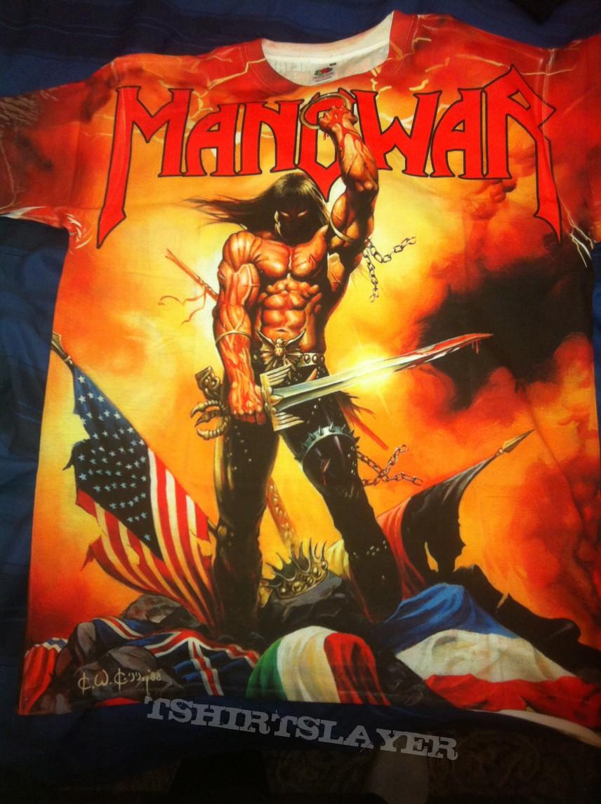 Kings of metal manowar