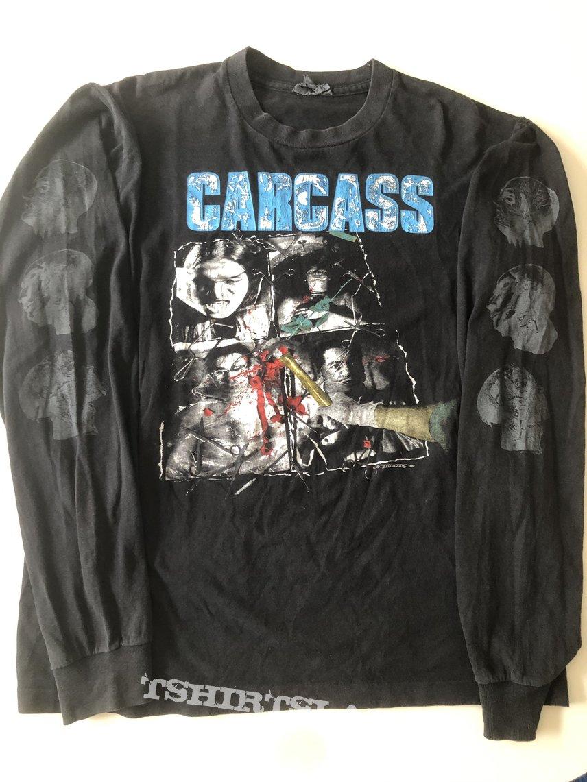 Carcass Necroticism Long sleeve 1992