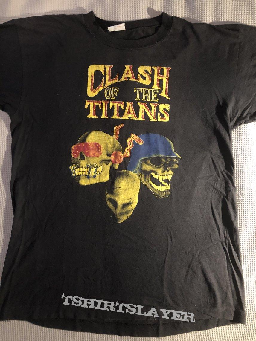 Clash of the titans, Stockholm 1990