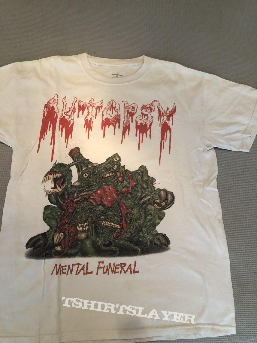 Autopsy Mental funeral