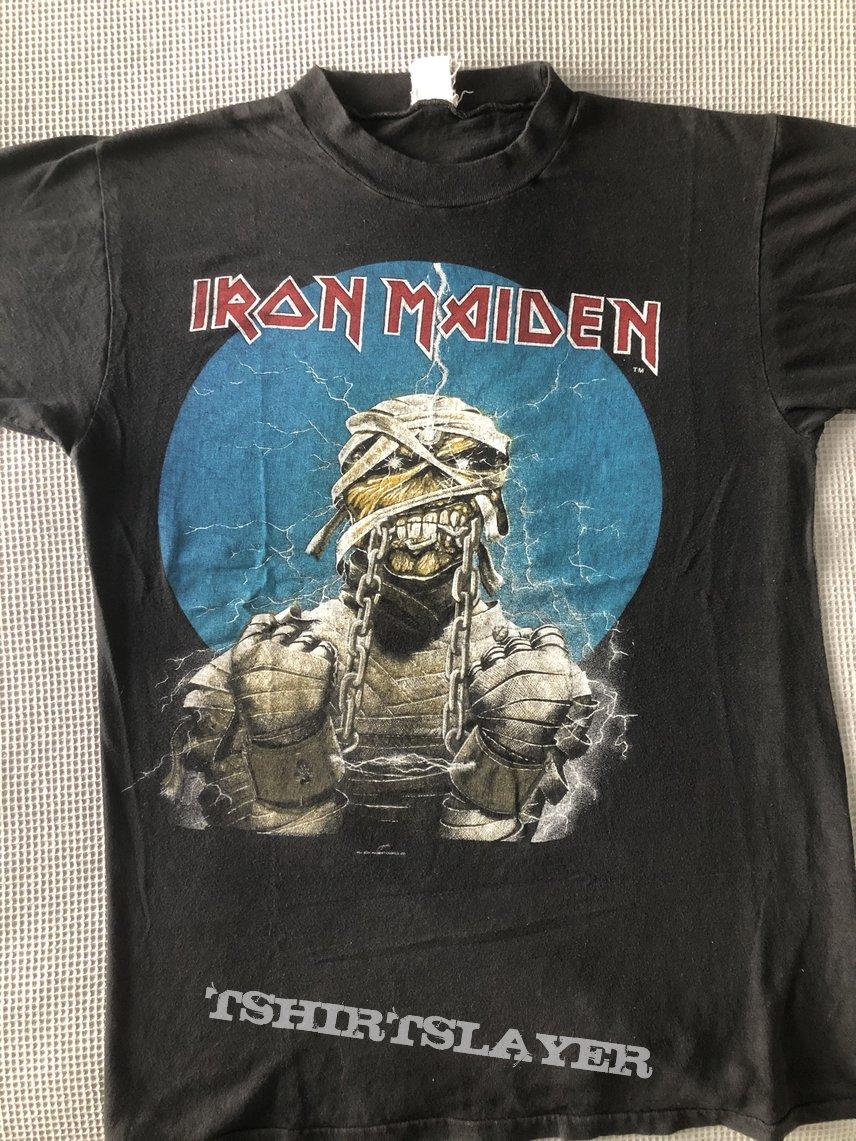 Iron Maiden World slavery tour 1984