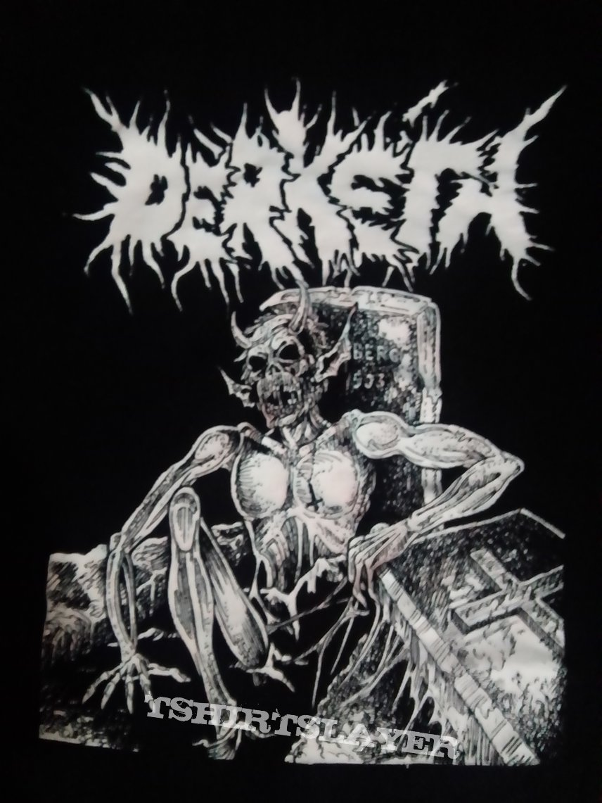 Derketa Premature Burial T Shirt