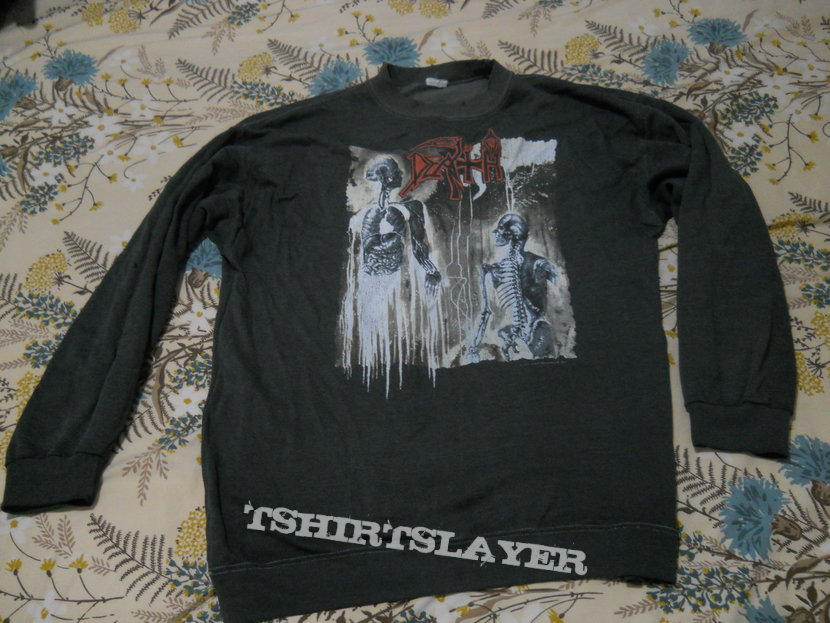 Death - Human Tour 1991 Sweater