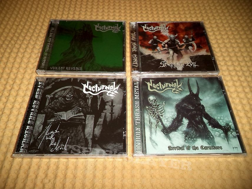 Nocturnal CDs