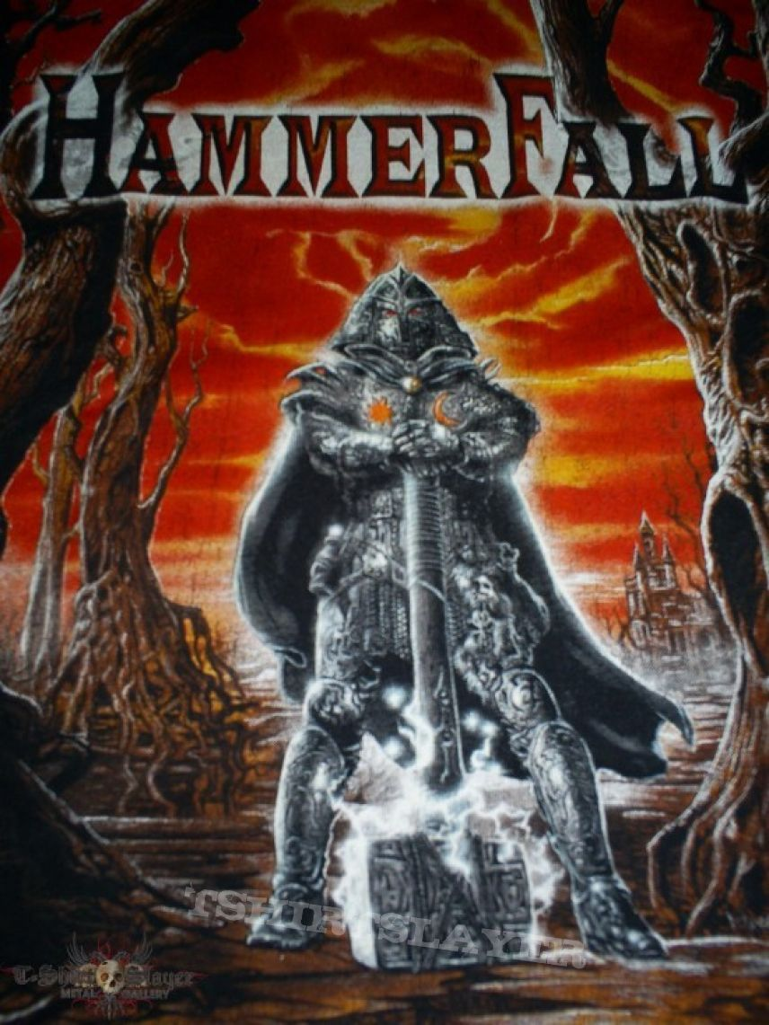 TShirt or Longsleeve - HammerFall - Glory to the Brave (Longsleeve)
