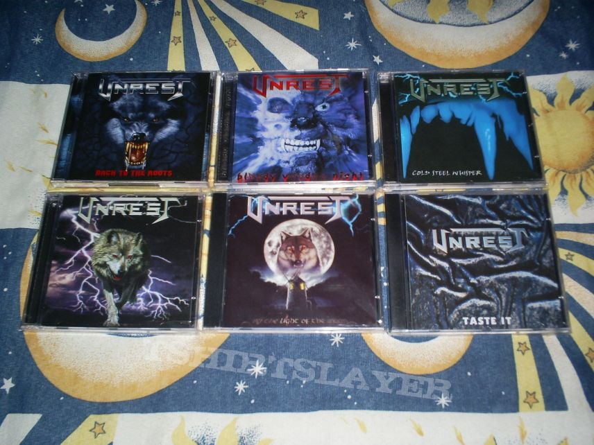 UNREST collection