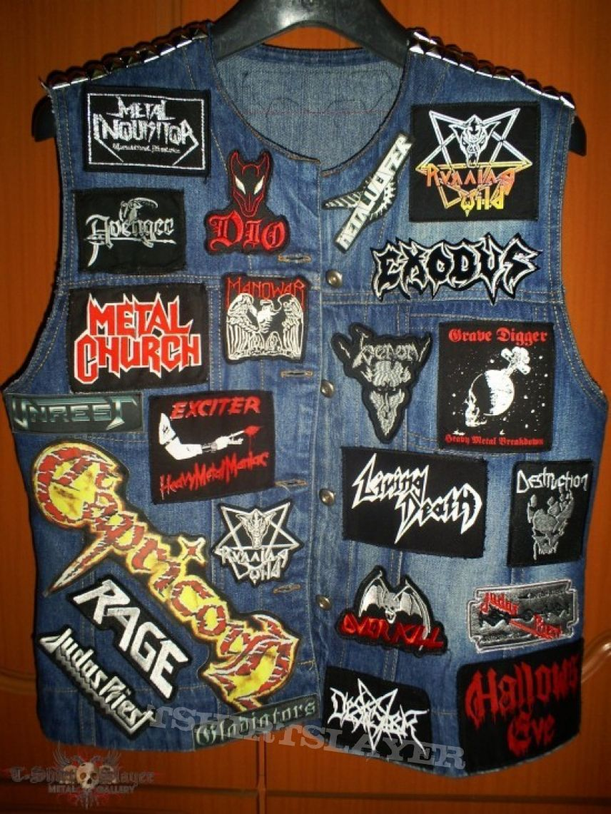 Battle Jacket - Metal to the Bone!!! (new update)