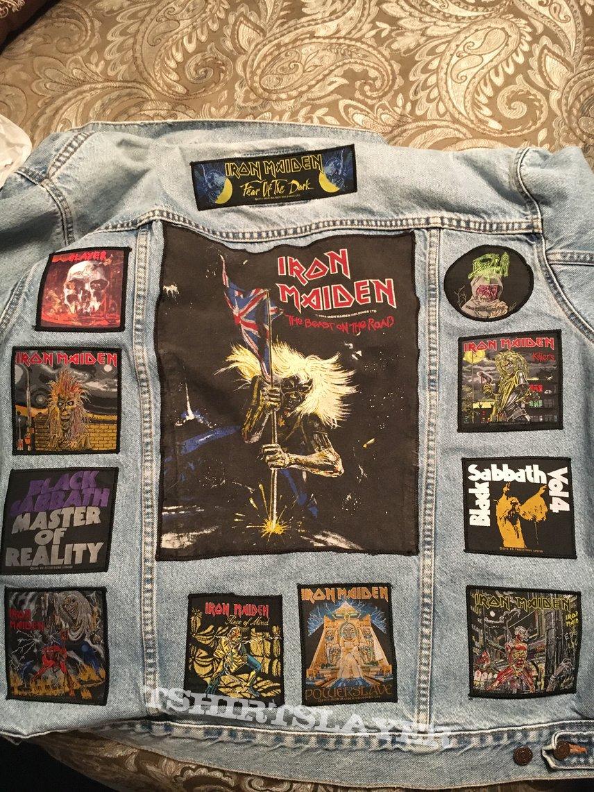 Rebuilt battle jacket