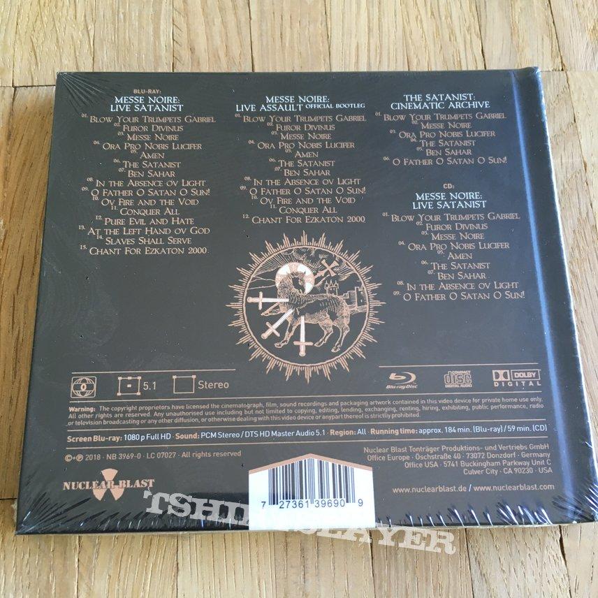 Behemoth CDs