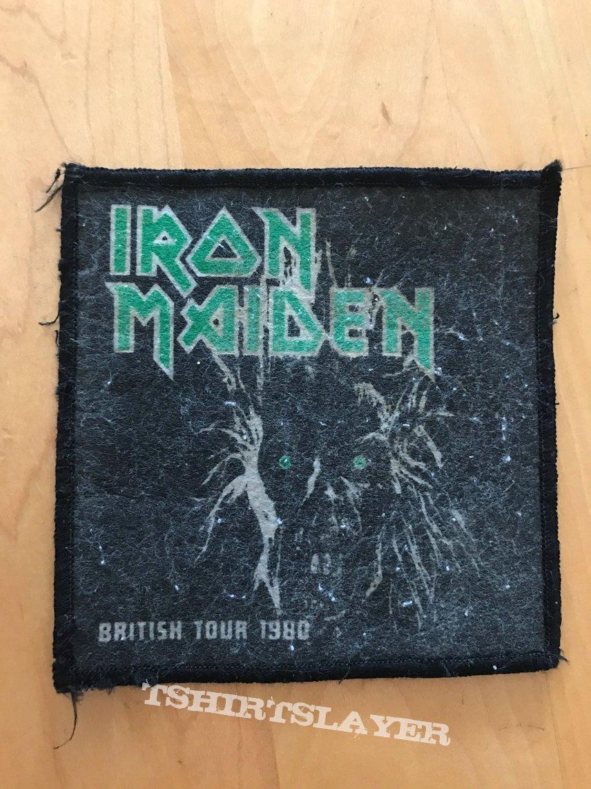 Iron Maiden - British Tour 1980