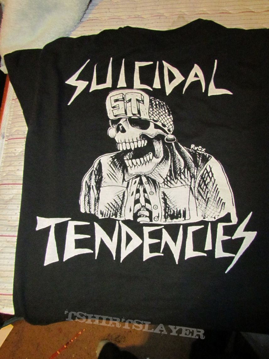 TShirt or Longsleeve - Suicidal Tendencies