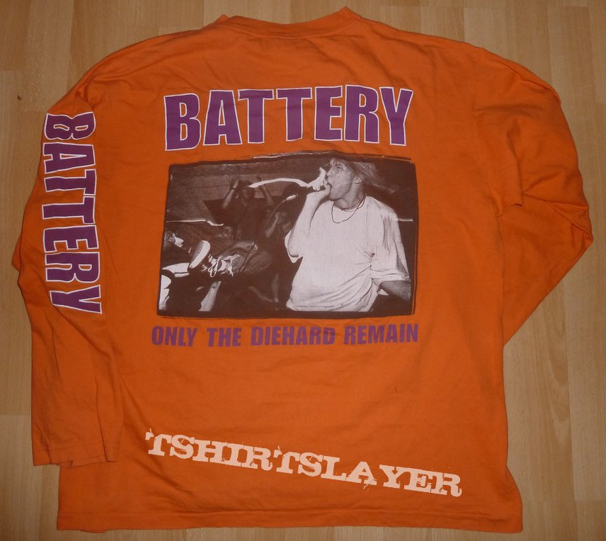 Battery Only the Diehard Remain XL