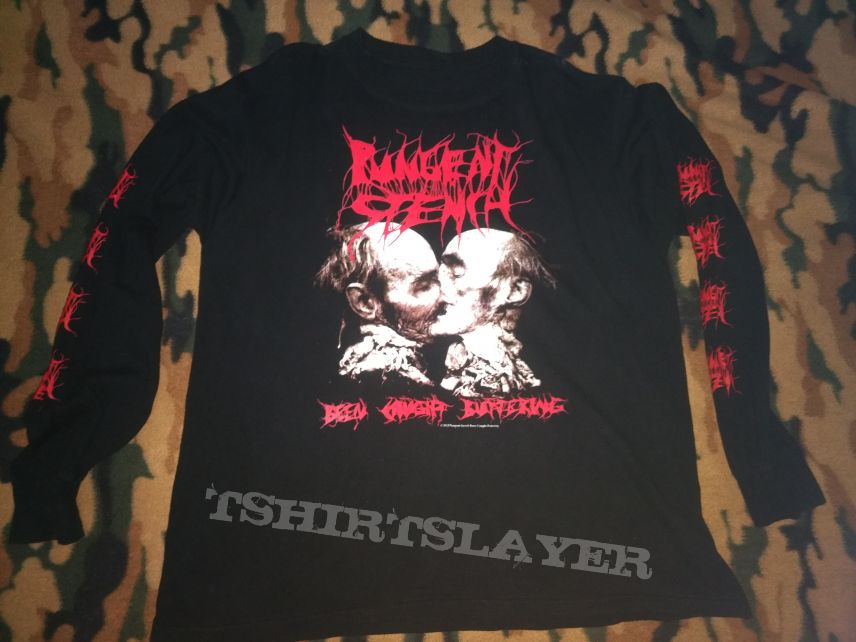 Pungent Stench - Been Caught Buttering longsleeve